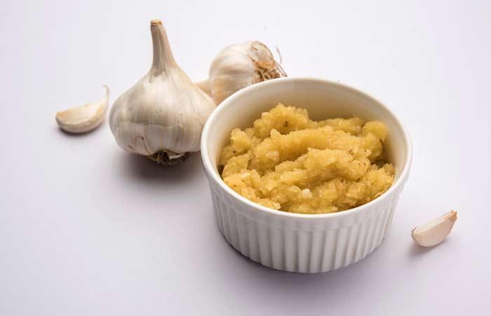 5. Garlic