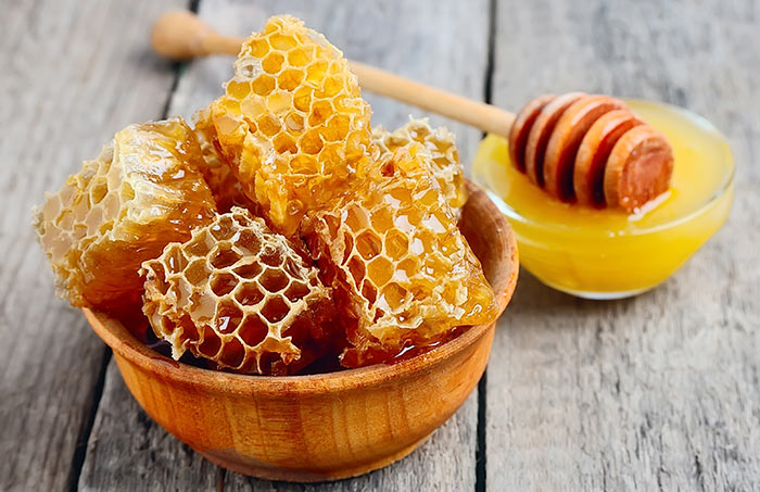 5. Honey For Whiteheads