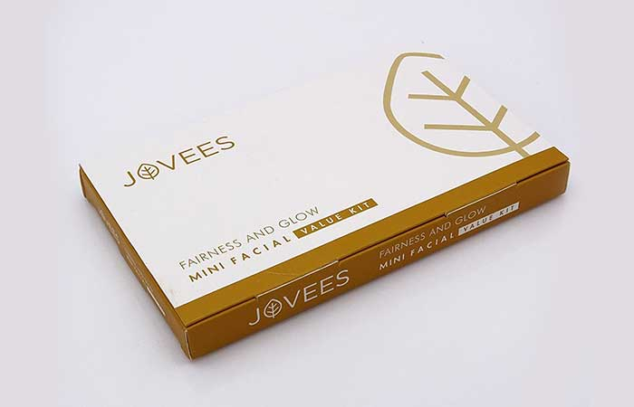 5. Jovees Facial Kit