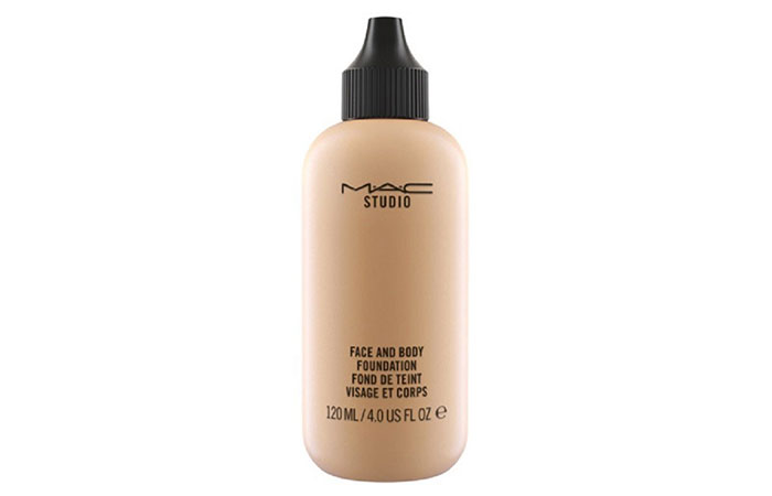 M.A.C Face and Body Foundation