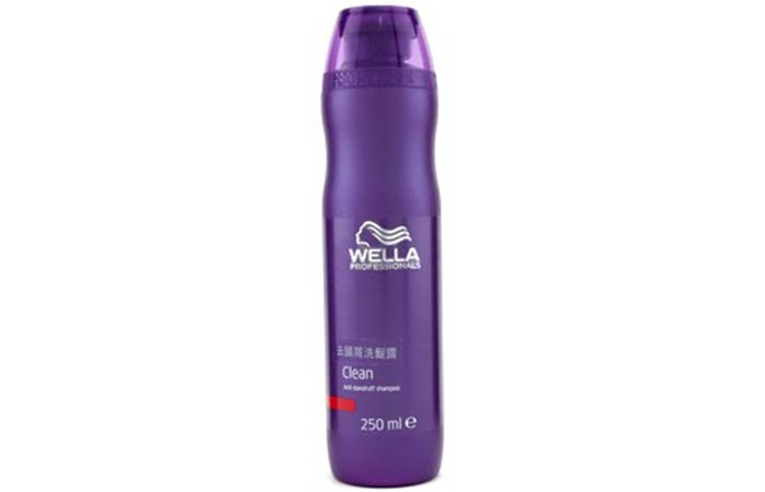 Wella Shampoos - Wella Professional Clean Anti Dandruff Shampoo