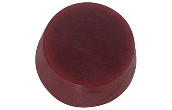 5.Soulflower Sandalwood Pure Glycerin Soap