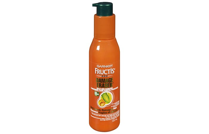 6. Garnier Fructis Damage Eraser