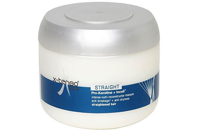 6. L'Oreal Professionnel X-Tenso Moisturizer Intense Smoothing Masque