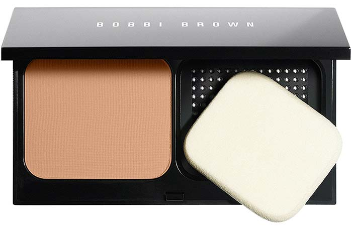 Best Powder Foundations - Bobbi Brown Skin Weightless Powder Foundation