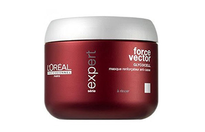 7. L'Oreal Professionnel Serie Expert Force Vector Masque