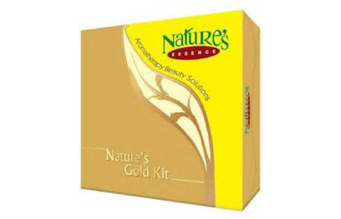 7. Nature's Gold Facial Kit