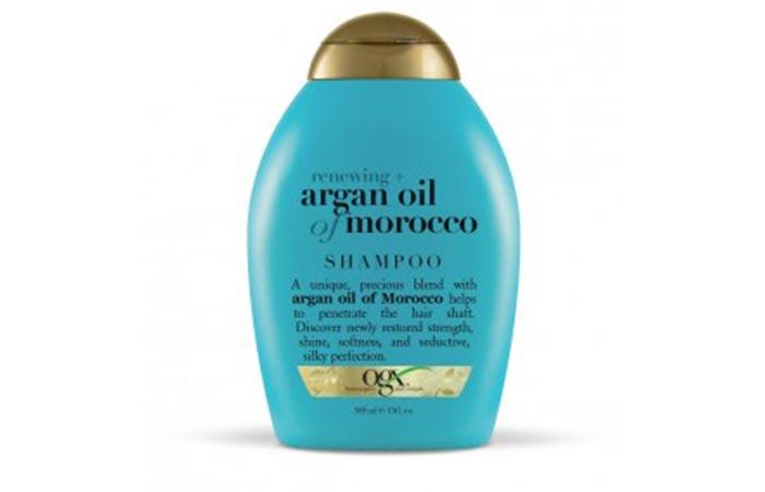 7. Organix Moroccan Argan Oil Shampoo