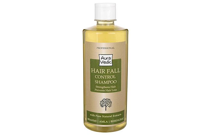 Best Shikakai Shampoos - Auravedic Hair Fall Control Shampoo