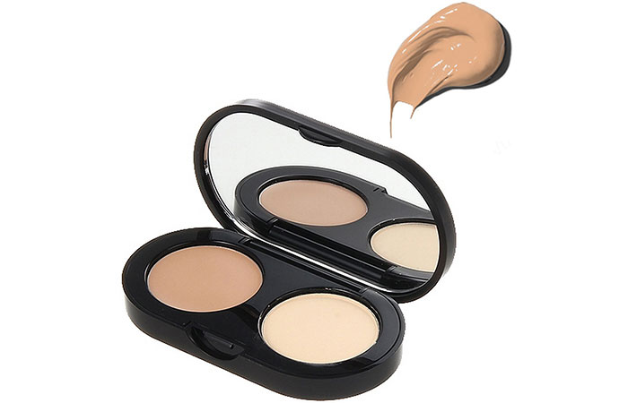 8. Bobbi Brown Creamy Concealer Kit - Best Concealer For Indian Women