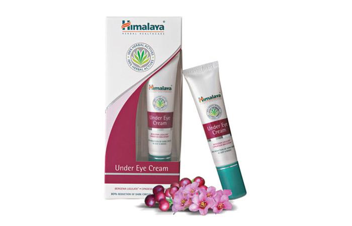 8. Himalaya Under Eye Cream