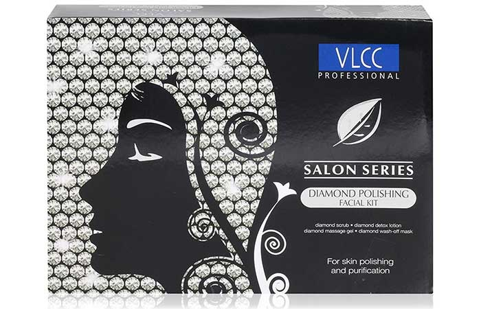 8. VLCC Diamond Facial Kit