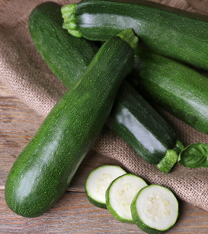 21 Amazing Benefits Of Zucchini For Skin, Hair, And Health