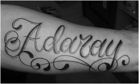 Adaray tattoos designs
