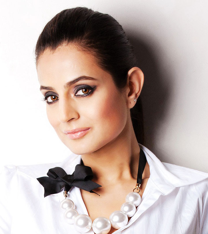 Amisha Patel's Beauty And Fitness Secrets Revealed