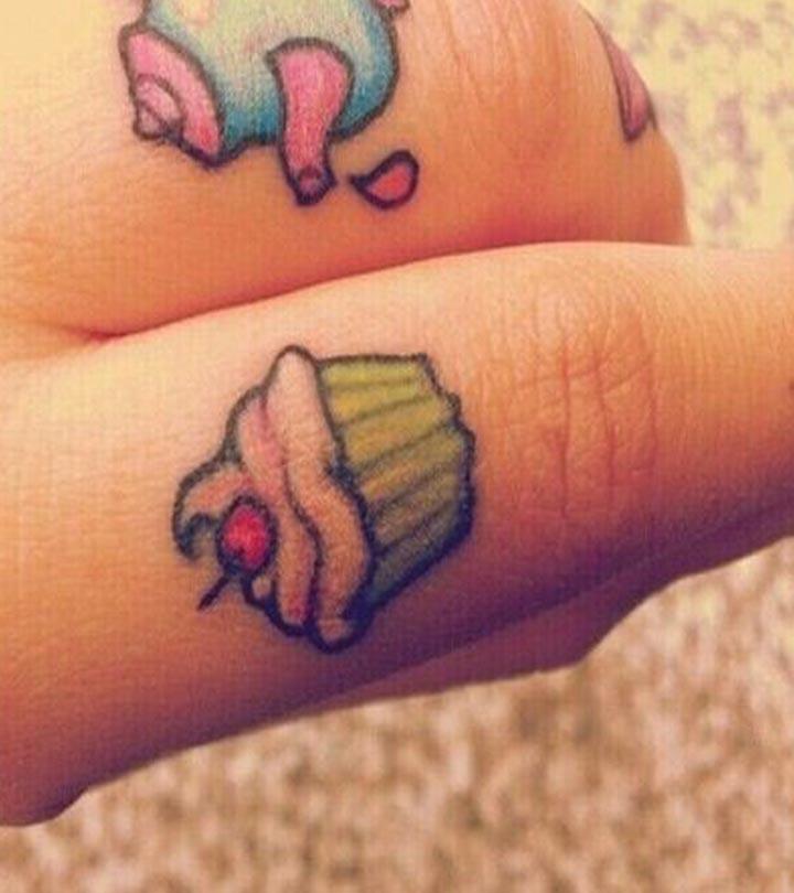 Angelic-Cupcakes-Tattoo-Designs