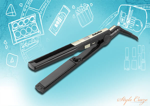 BaByliss BA-2078U Hair Straightener