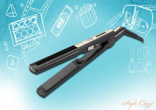 BaByliss BA-2078U Hair Straightener