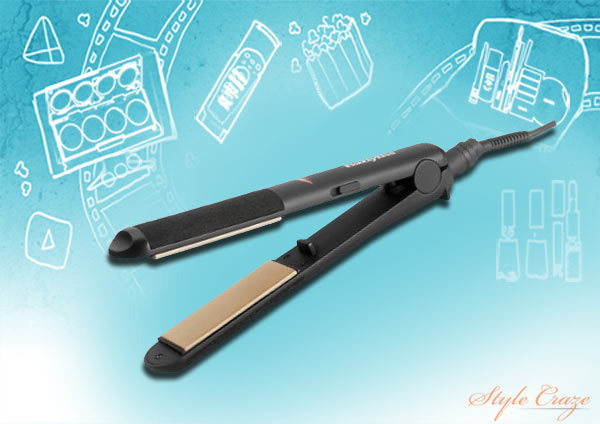 BaByliss BA-2525U Hair Straightener