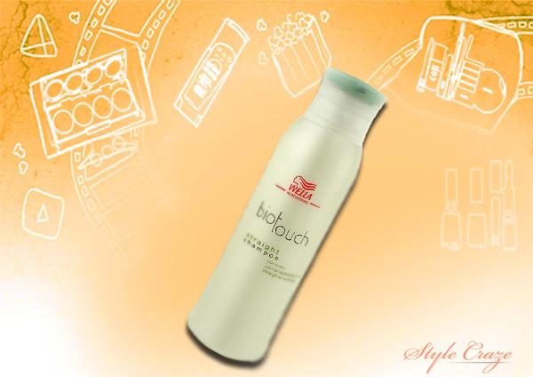 biotouch straight shampoo