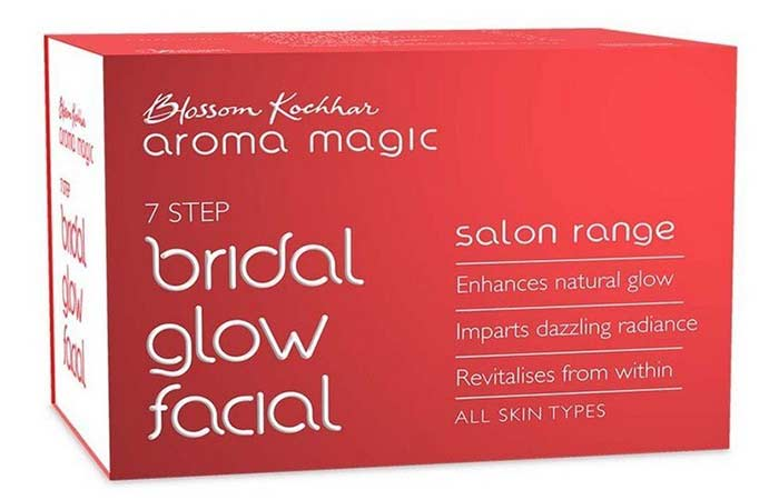 Blossom Kochhar Aroma Magic 7 Step Bridal Glow Facial Kit