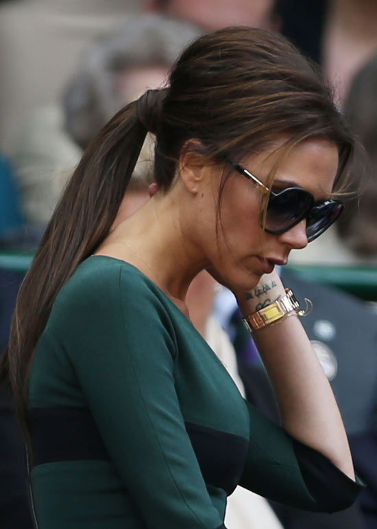 45 Victoria Beckham Hairstyles Along With Images