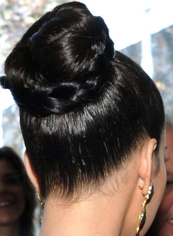 Braided-High-Bun