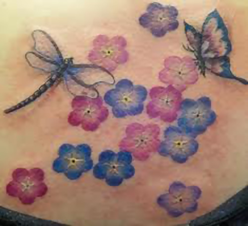 15 Stunning Dragonfly Tattoo Designs