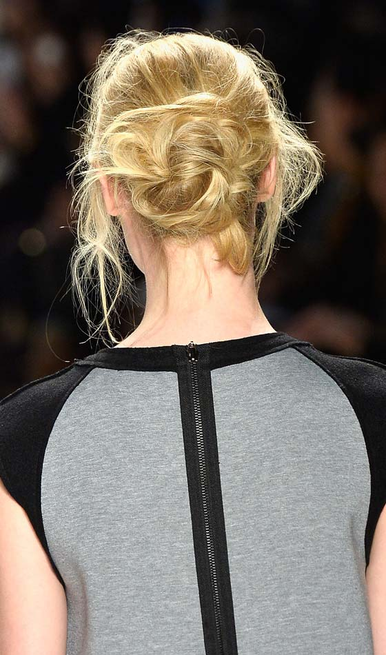 Crunched-Up-Messy-Chignons