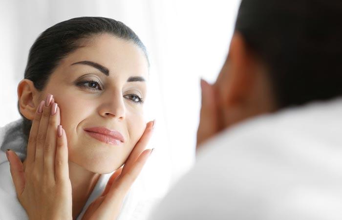 Delays Skin Aging