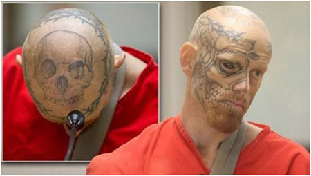 Diabolical Prison Tattoo