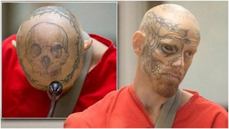 Diabolical Prison Tattoo
