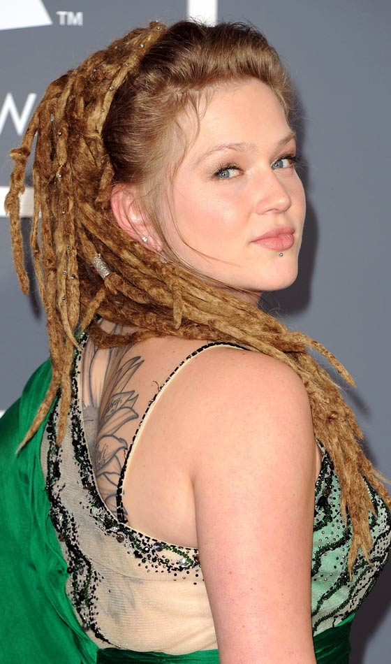 Dreadlock Hairstyle 2