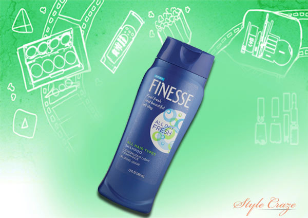 FINESSE All Day Fresh Shampoo
