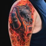 Fire-Tattoo-Designs