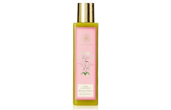 Forest Essentials Hair Cleanser Bhringraj And Shikakai