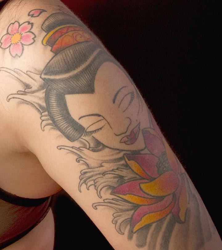 Top 10 Geisha Tattoo Designs