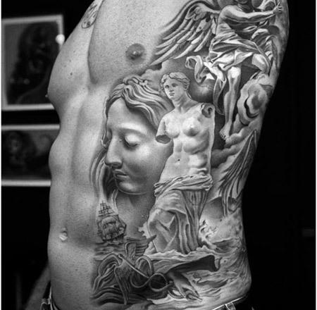 9d157f0882b33d Best Greek Mythology Tattoos - Our Top 10