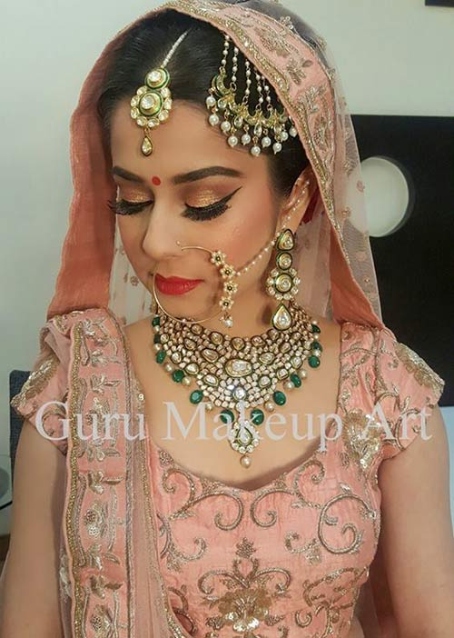 15 Best Bridal Makeup Artists in Delhi - Most Famous In 2019