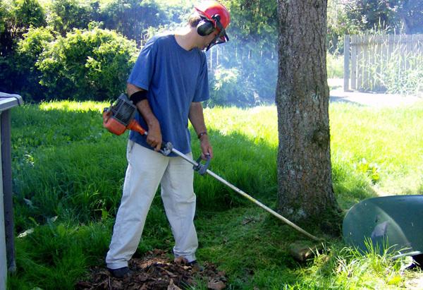 Heavy gardening