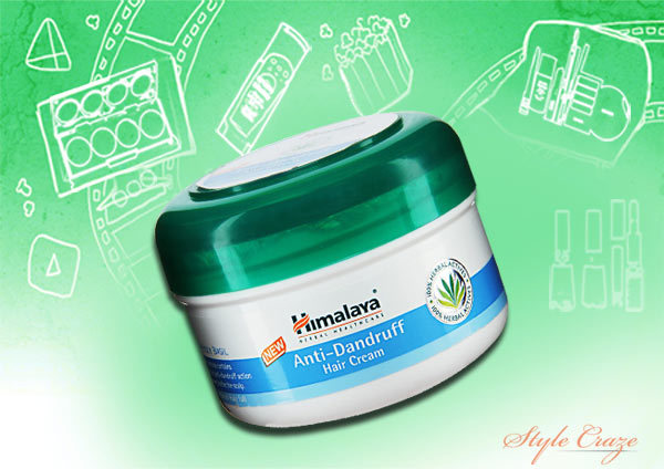himalaya anti dandruff hair cream