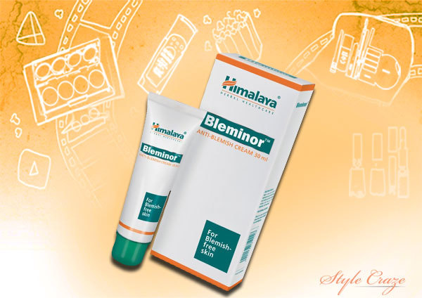 himalaya bleminor anti blemish cream