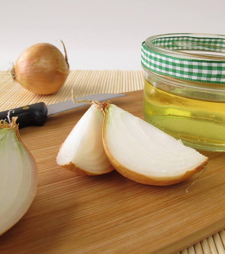How Can Onion Juice Help Reduce Dandruff