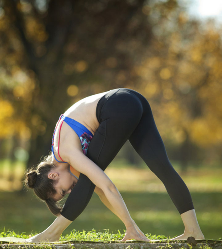 How To Do The Parsvottanasana And What Are Its Benefits