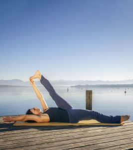 How To Do The Supta Padangusthasana And What Are Its Benefits
