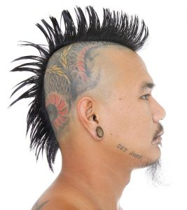 10 Intricate Hair Tattoo Designs