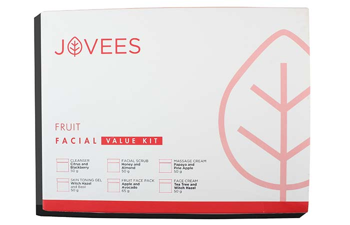 Jovees Fruit Facial Value Kit