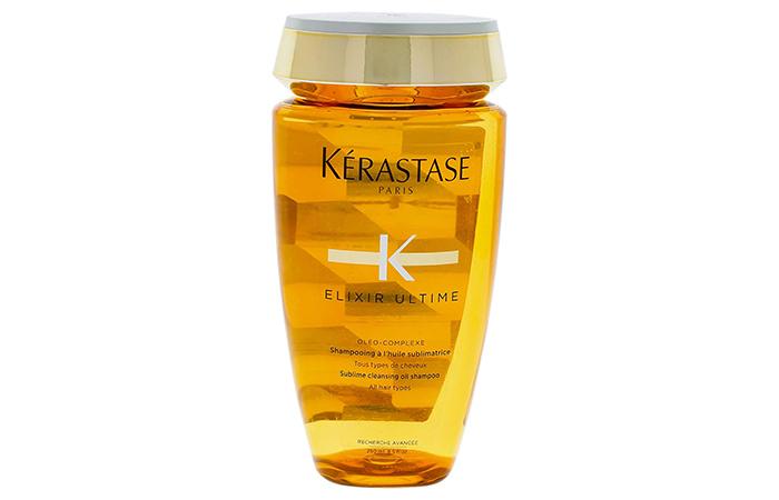 Kerastase Elixir Ultime Sublime Cleansing Shampoo