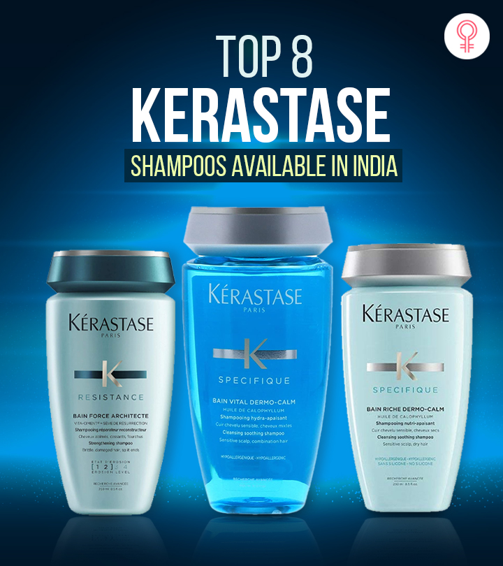 Top 8 Kerastase Shampoos Available In India
