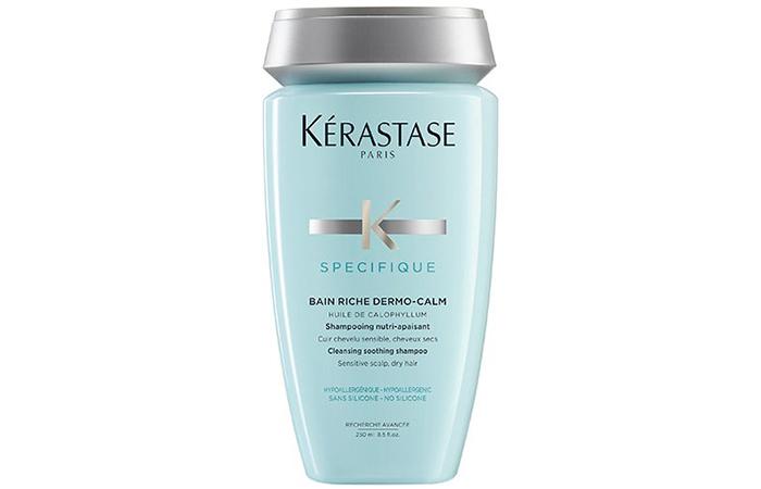 Kerastase Specifique Bain Riche Dermo-Calm Cleansing Soothing Shampoo